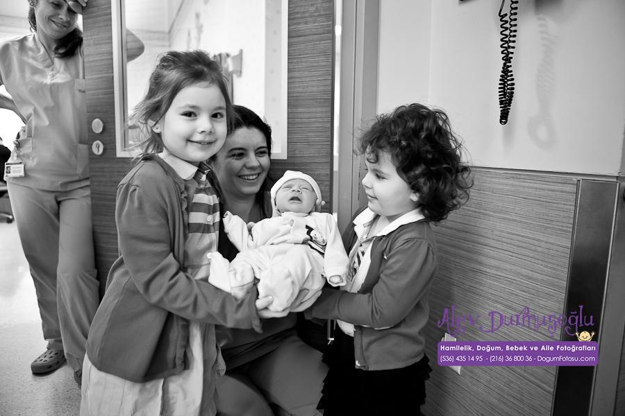Elif Beyza'nın Doğum Fotoğrafları