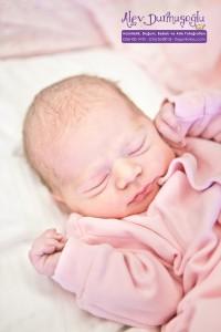 Elif Beyza Demirağ Doğum Fotoğrafları