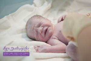 Kerem Ünlü Doğum Fotoğrafları