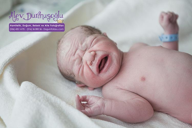 Kerem'in Doğum Fotoğrafları