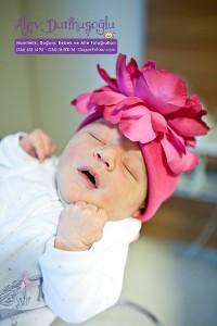 Elif Serra Kut Doğum Fotoğrafları