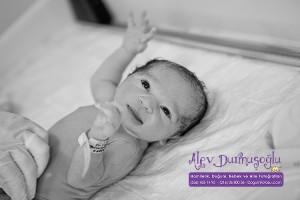 Irmak Hacaloğlu Doğum Fotoğrafları