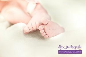 Azra Masal Kabataş Doğum Fotoğrafları