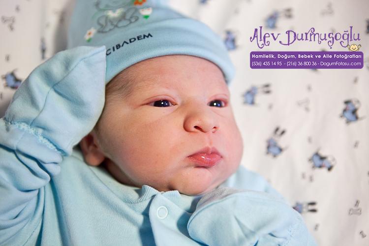 Doruk'un Doğum Fotoğrafları