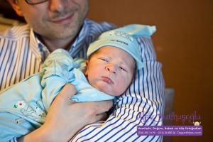 Doruk Fesli Doğum Fotoğrafları