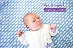 Ege Akın Doğum Fotoğrafları