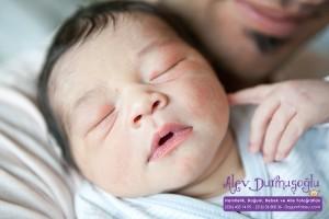 Rüzgar Yağız Ünlü Doğum Fotoğrafları