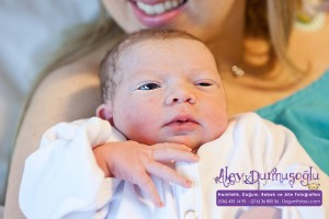 İnci Yılmaz Doğum Fotoğrafları
