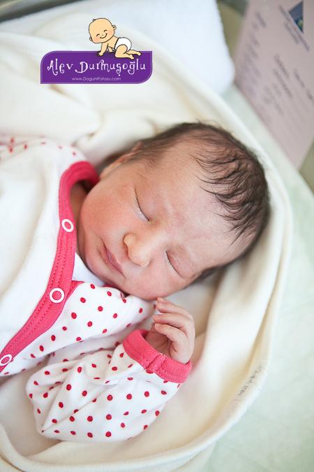 Esin Başaran Doğum Fotoğrafları