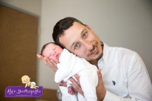 Demir Tuncer Doğum Fotoğrafları