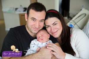Ali Efe Öter Doğum Fotoğrafları