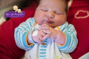 Mete Aras Mert Doğum Fotoğrafları