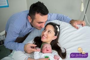 Rüzgar Gündüz Doğum Fotoğrafları