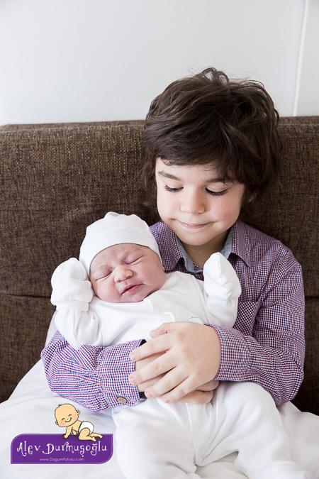 Derin Cankorur Doğum Fotoğrafları