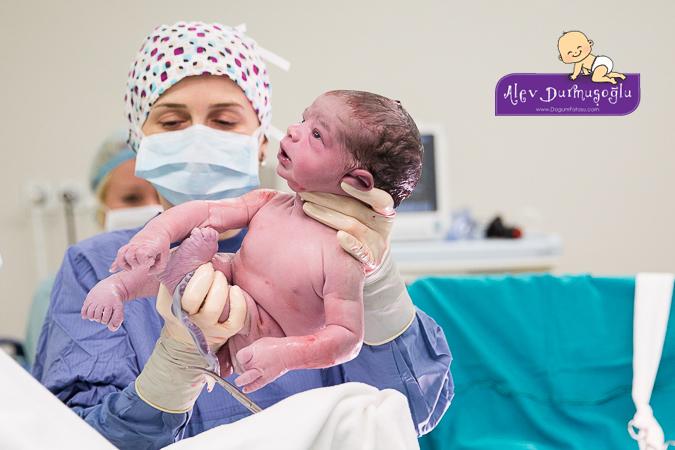 Sait'in Doğum Fotoğrafları