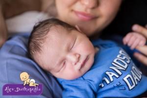 Kerem Arca Doğum Fotoğrafları