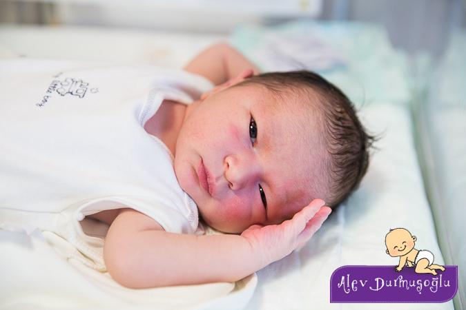 Kerem Arca'nın Doğum Fotoğrafları