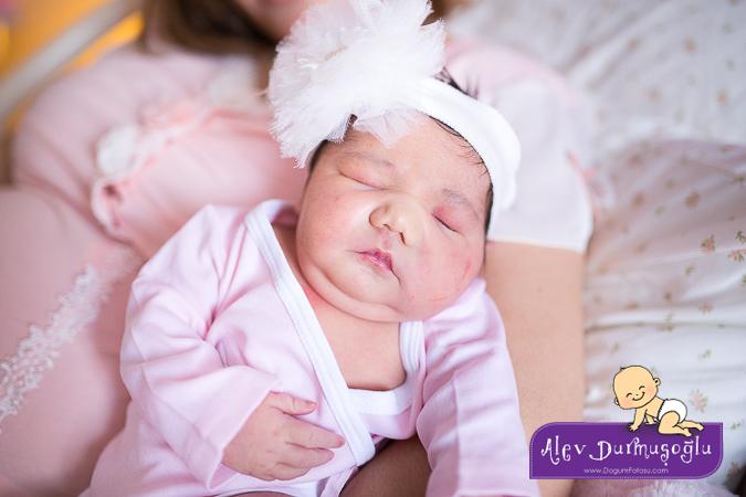 Selin'in Doğum Fotoğrafları