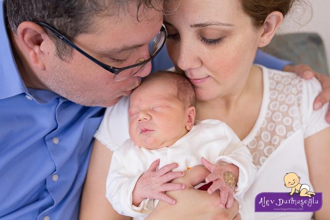 Barış Poyraz'ın Doğum Fotoğrafları