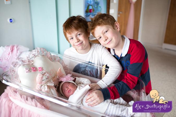 Eliz'in Doğum Fotoğrafları