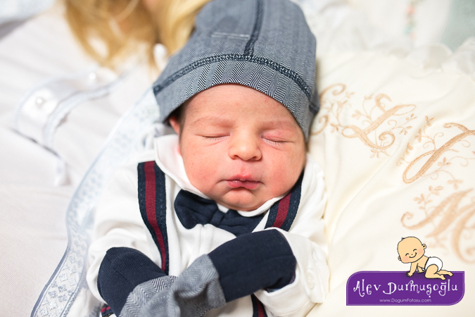 Selim'in Doğum Fotoğrafları