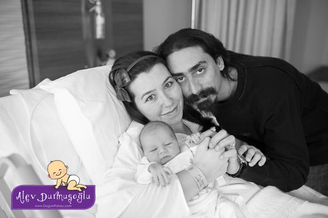 Alkan Ercan Doğum Fotoğrafları