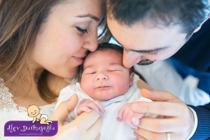 Aras'ın Doğum Fotoğrafları