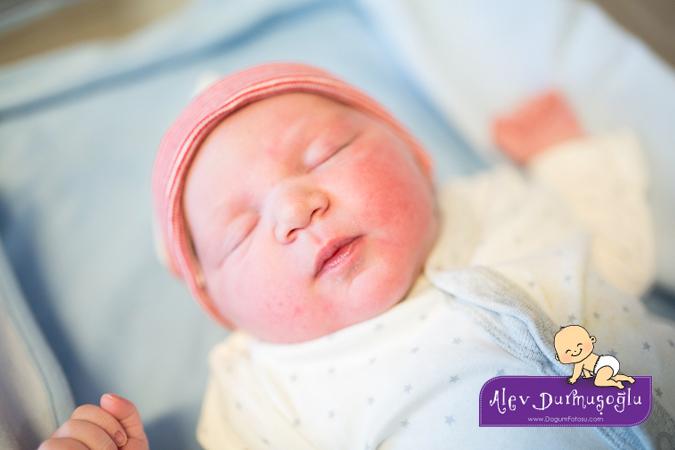 Çağan'ın Doğum Fotoğrafları