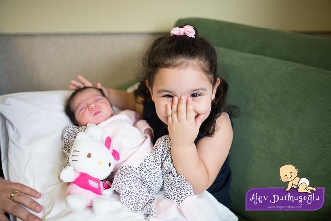 Nil'in Doğum Fotoğrafları