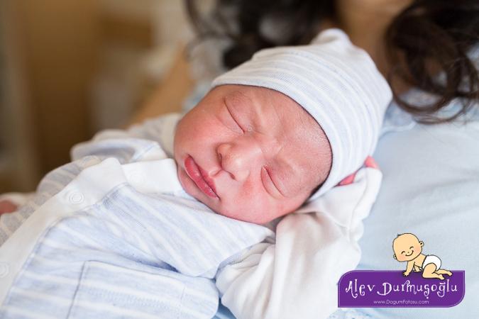 Mete'nin Doğum Fotoğrafları
