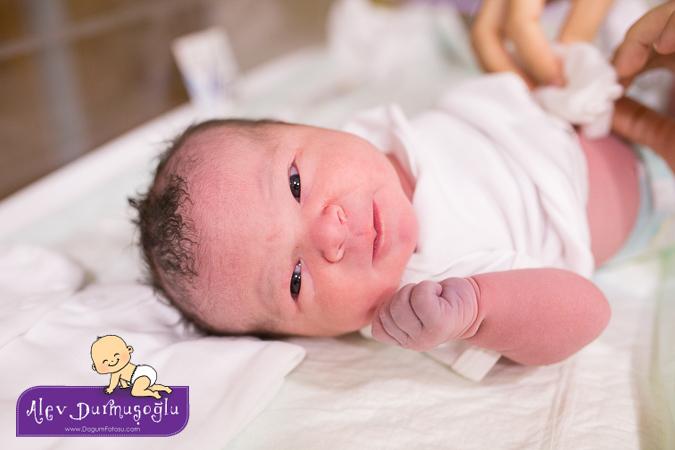 Mısra'nın Doğum Fotoğrafları