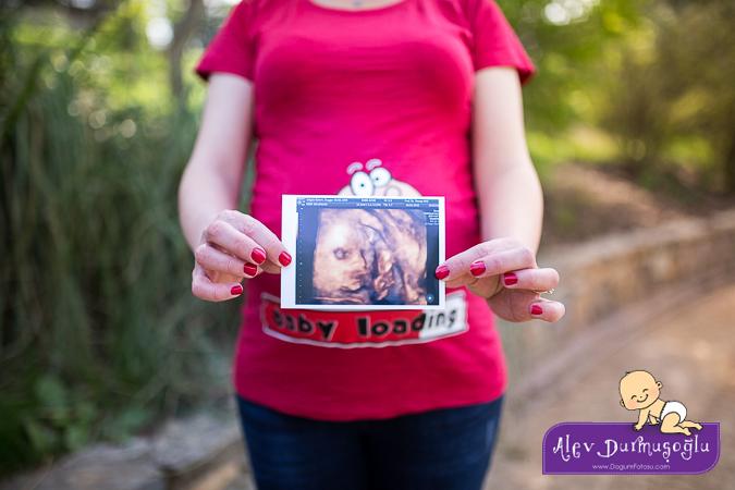 Arda'yı Beklerken – Hamilelik Fotoğrafları