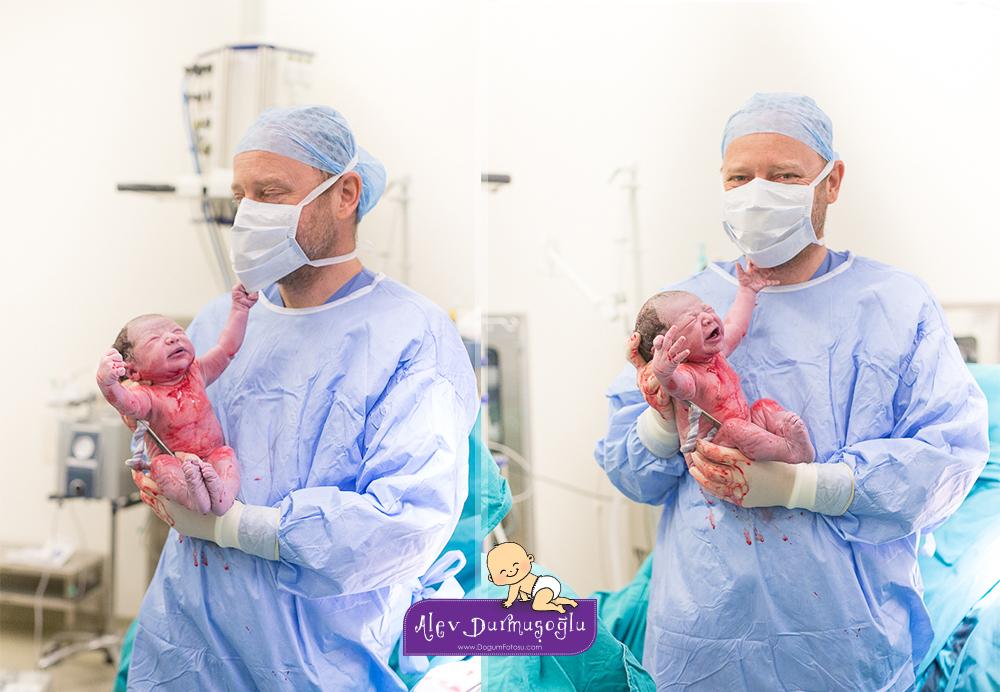 Ozan'ın Doğum Fotoğrafları