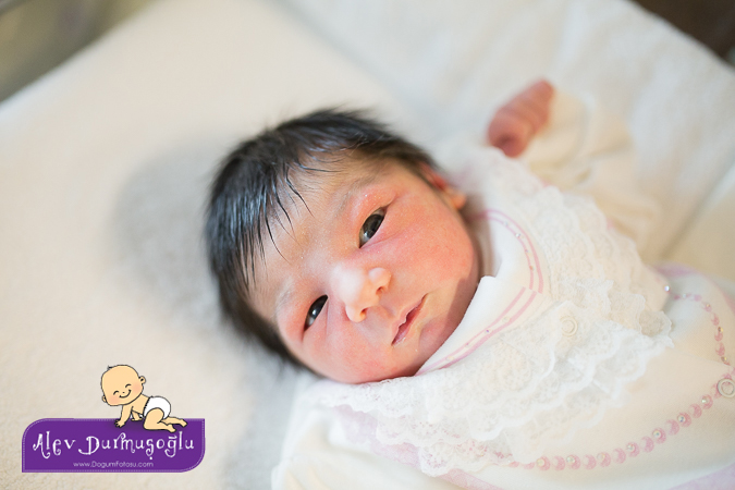 Derin'in Doğum Fotoğrafları