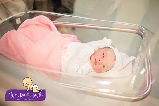 Zeynep'in Doğum Fotoğrafları