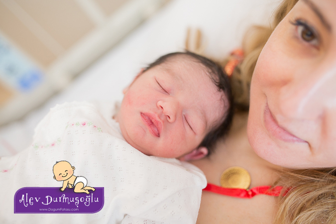 Maysa Akad – Doğum Fotoğrafları