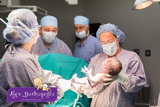 Barış'ın Doğum Fotoğrafları