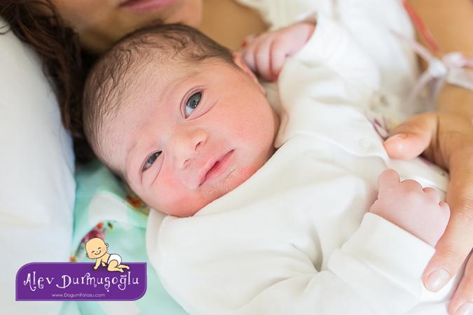 Defne Ela'nın Kısa Doğum Filmi