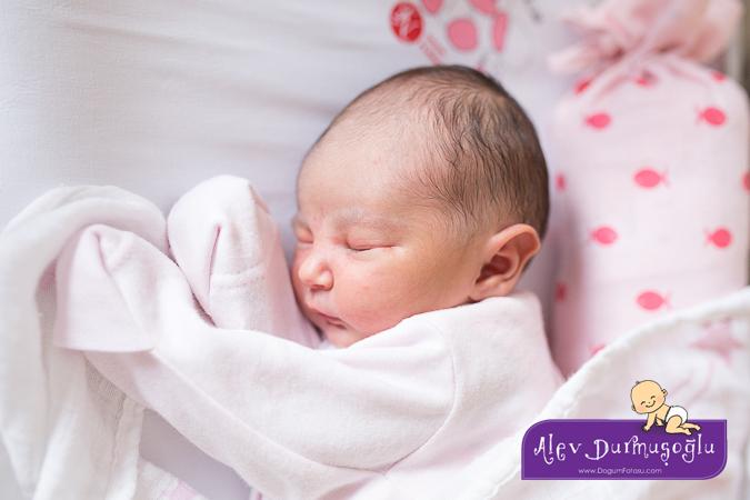 Derin'in Doğum Fotoğrafları & Doğum Filmi