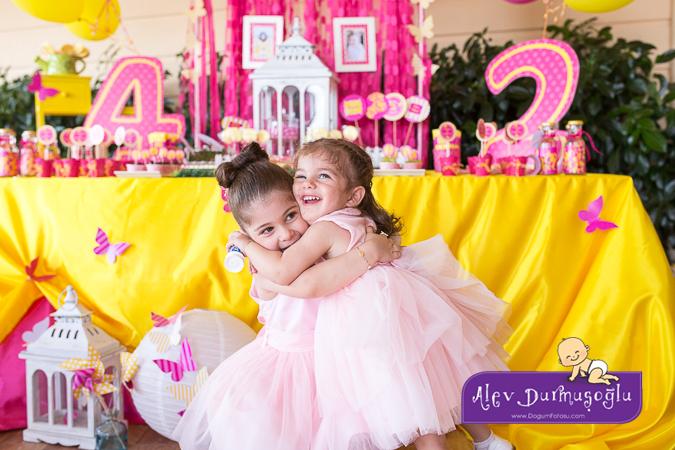 Zeynep&Merve Doğumgünü Fotoğrafları