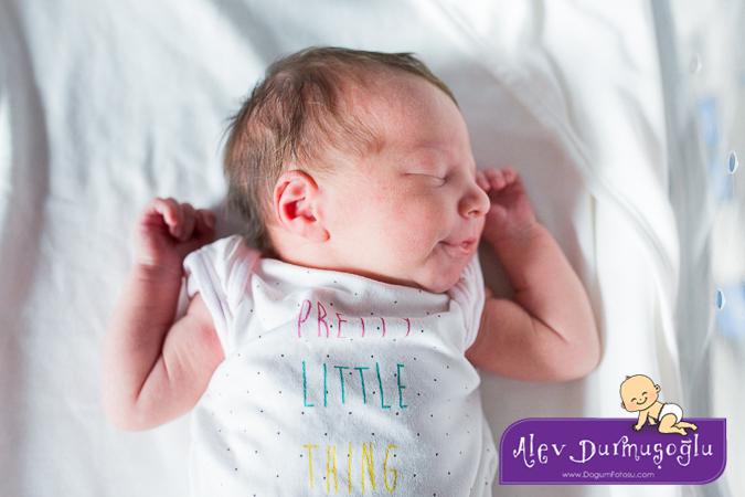 Lida'nın Doğum Fotoğrafları