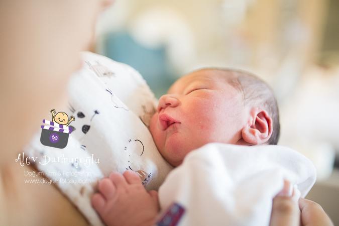 Alik'in Doğum Fotoğrafları
