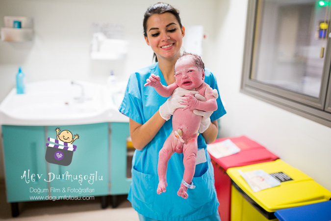 Atakan'ın Doğum Fotoğrafları