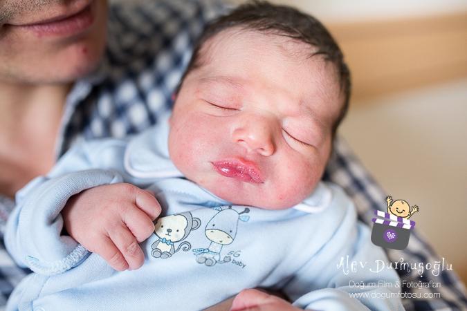 Berk'in Doğum Fotoğrafları