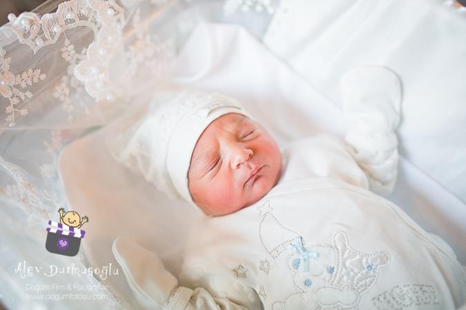 Can Emir'in Doğum Fotoğrafları