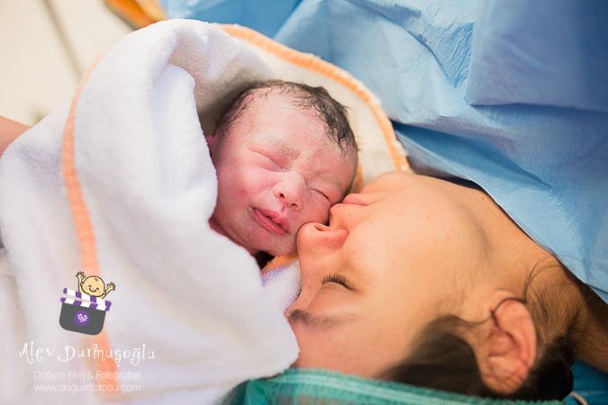 Ela'nın Doğum Fotoğrafları