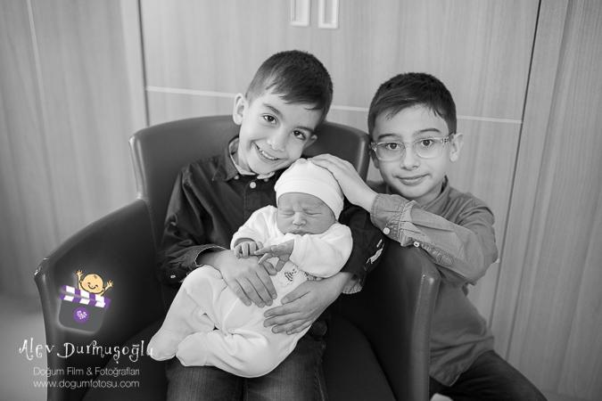 Ömer'in Doğum Fotoğrafları