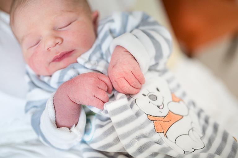 Batuhan'ın Doğum Fotoğrafları